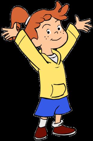 Curioso come George - Personaggi - Allie - Curious George - cartoni animati - Scimmia