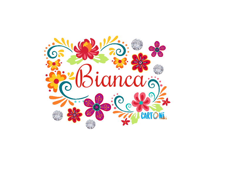 Bianca Elena di Avalor - Nomi