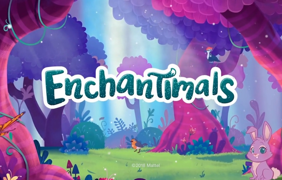 Enchantimals - Cartoni animati serie web