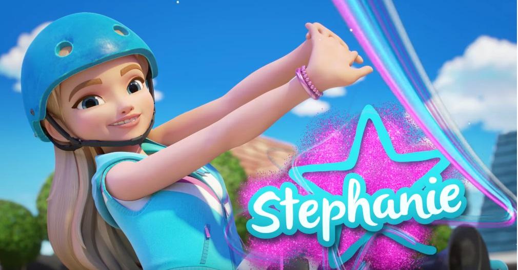 lego friends episodio il compleanno di stephany