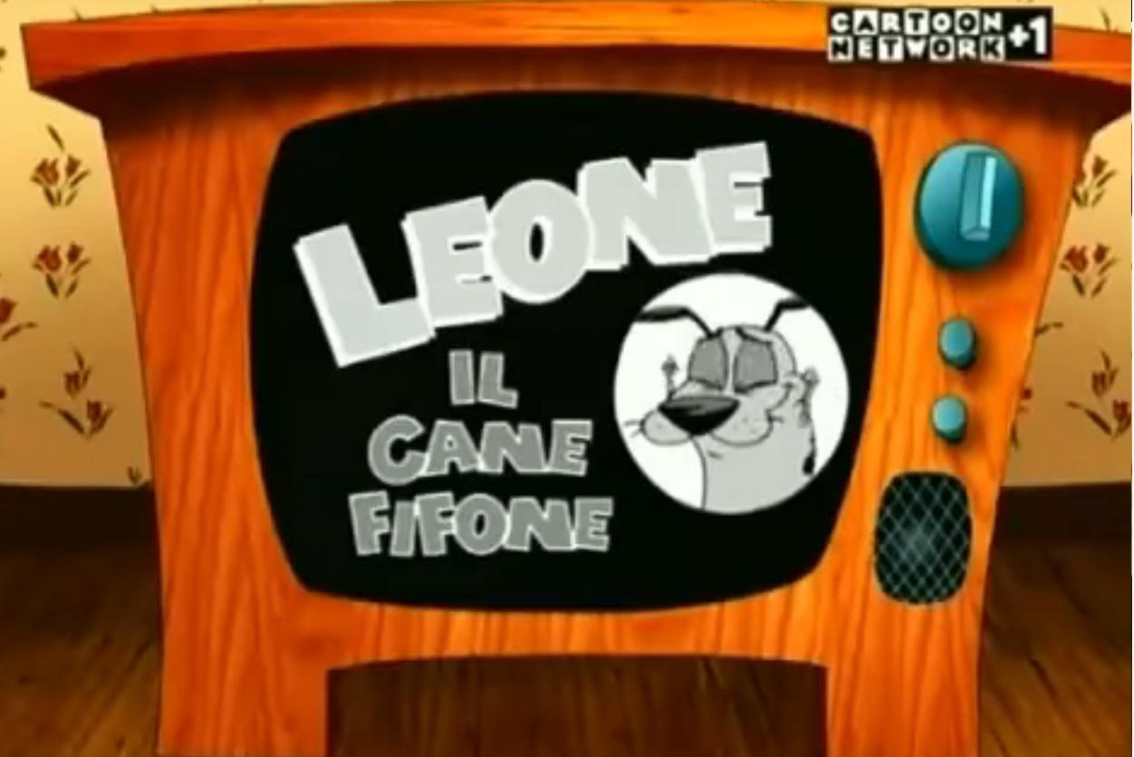 Sigla Leone il cane fifone - testo sigla leone il cane fifone - Sigle cartoni animati - introduzione - Storia
