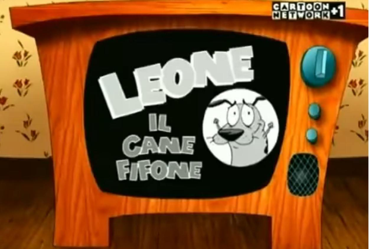 Leone il cane fifone - Sigla - Sigle Cartoni animati - Cartoon network - Introduzione - Storia