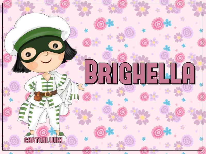 Brighella - Maschere