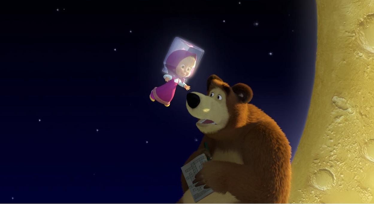 Masha e Orso - MAsha and the bear - Cartoni animati - cartone animato Masha