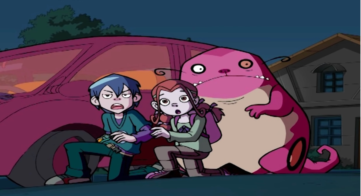 Monster Allergy episodi seconda stagione - Cartoni animati