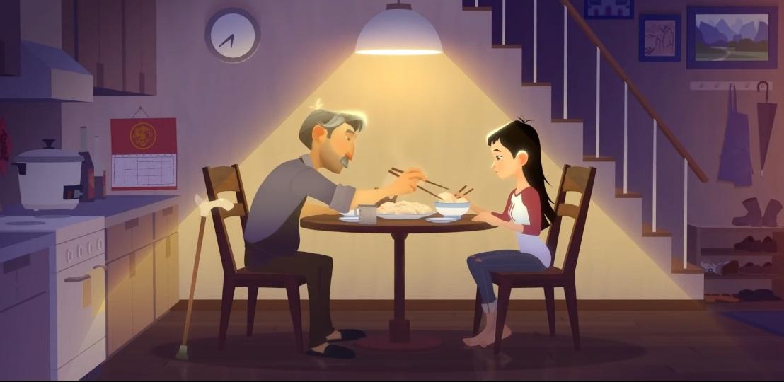 One small step Cortometraqggio - Cortometraggi animati - Andrew Chesworth and Bobby Pontillas - cartoni animati brevi