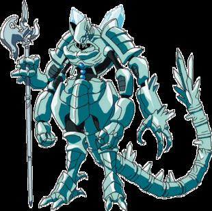 Overlord - Character Cocytus Databook - sovrano della Grande Catacomba di Nazarick - personaggi - anime yamato video animation