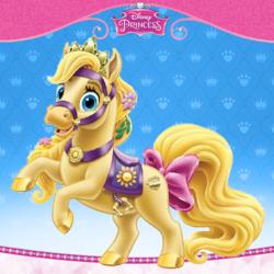 Blondie Il regno dei cuccioli palace pets cartoni animati disney personaggi
