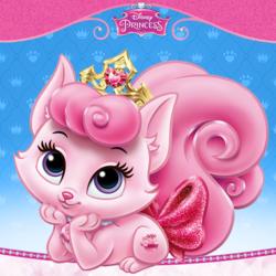 Beauty Il regno dei cuccioli palace pets cartoni animati disney personaggi appartiene a Aurora Principessa Disney