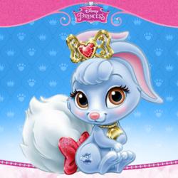 Berry Il regno dei cuccioli palace pets cartoni animati disney personaggi appartiene a Biancaneve