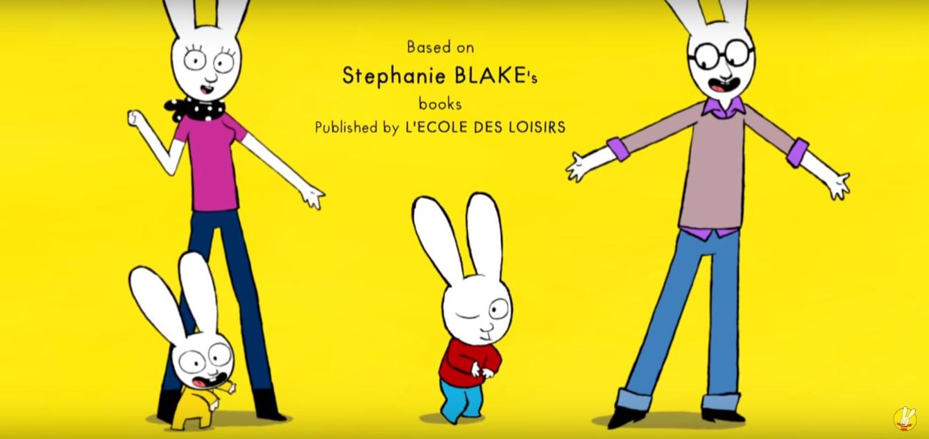 Sigla Simone cartone animato cartonito Coniglio canzone sigla italiana testo video