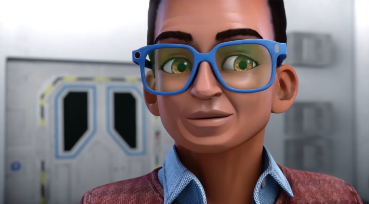 Thunderbirds Are Go cartone animato - Personaggi - Brains - Fratelli Tracy - Rai Gulp Cartoni animati