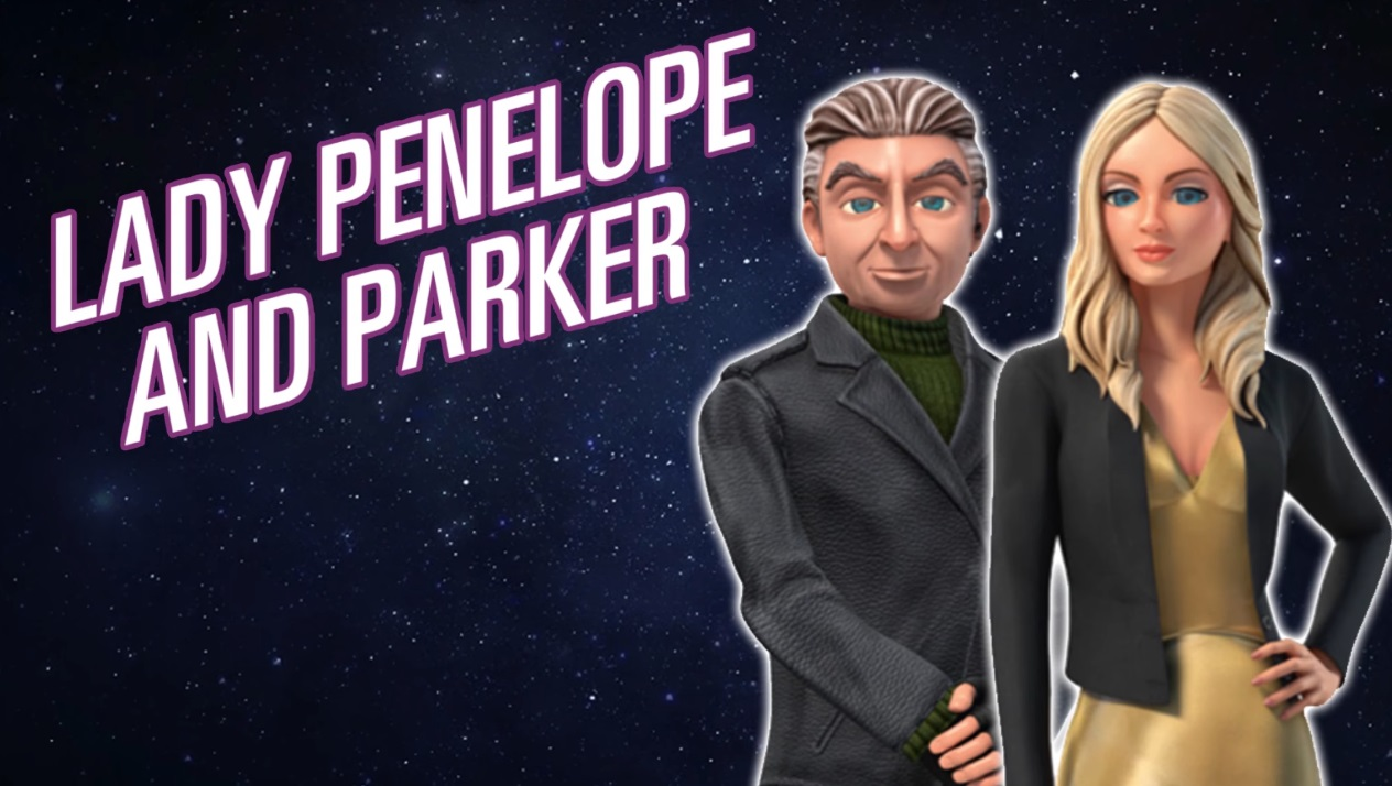Thunderbirds Are Go cartone animato - Personaggi - Lady Penelope e Parker - Fratelli Tracy - Rai Gulp Cartoni animati