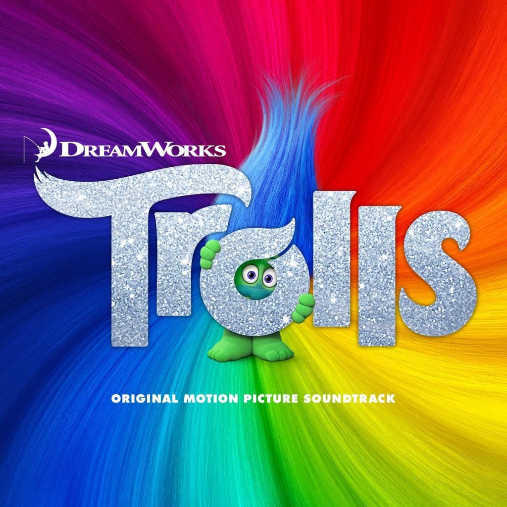 Hair Up - Trolls  - Colonna sonora Trolls