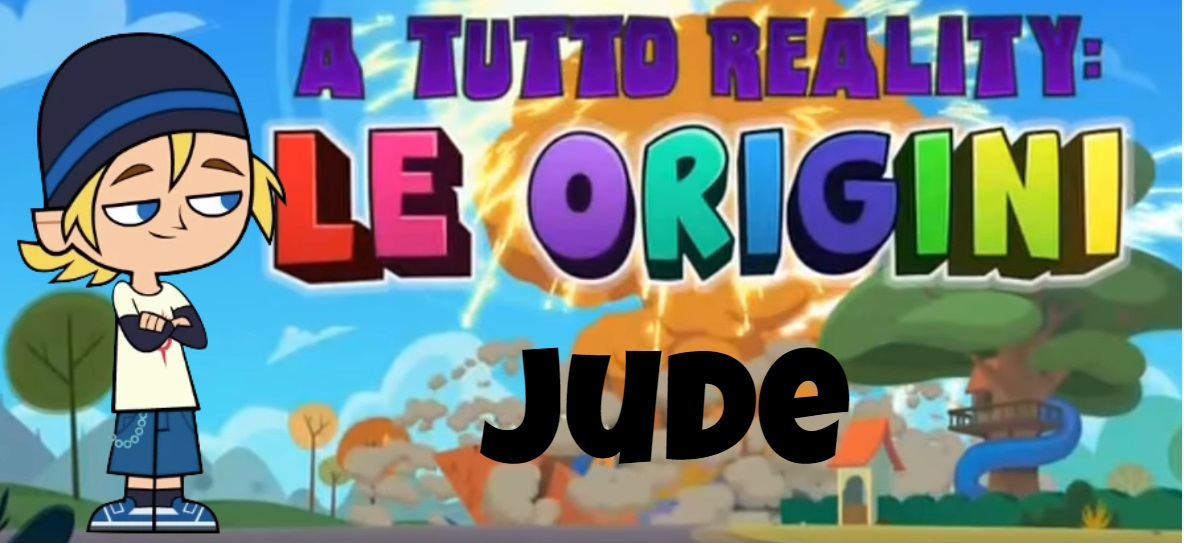 Jude A tutto reality le origini personaggi - Total dramarama characters