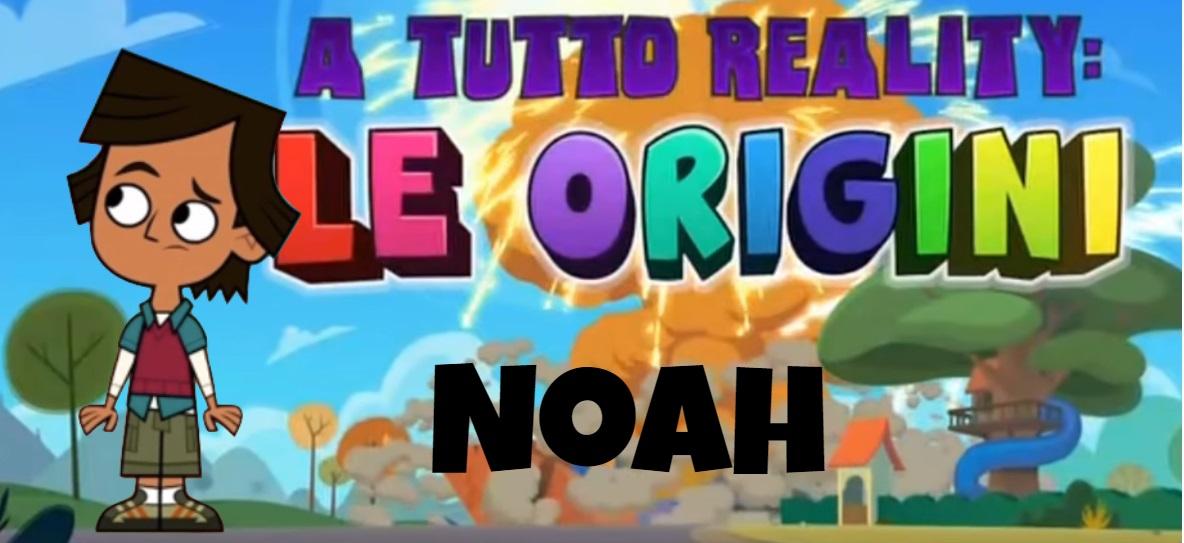 Noah A tutto reality le origini personaggi - Total dramarama characters