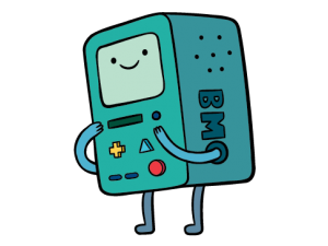 Adventure time BMO BIMO personaggi personaggi cartoon network cartoni animati