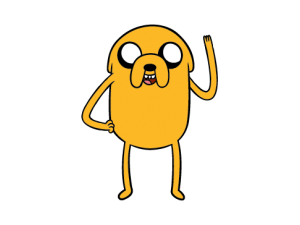 Adventure time JAke personaggi personaggi cartoon network cartoni animati