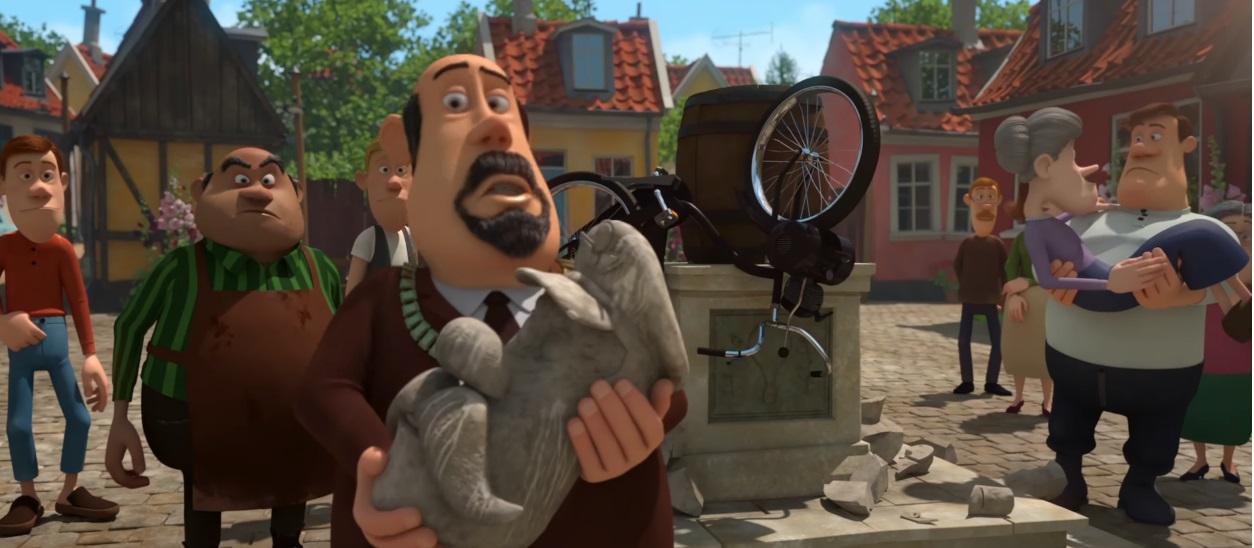 albert e il diamante magico - Film di animazione - Film d'animazione 2015 - Notorius film