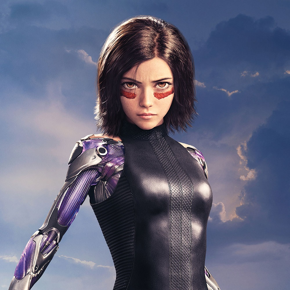 Alita angelo della battaglia film 2019 Alita: Battle Angel  personaggi characters Alita