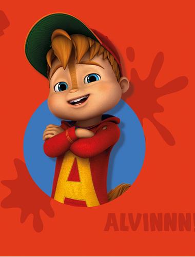 Alvinnn e i chipmunks cartoni animati