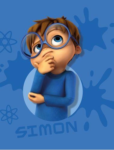 Simon - Alvin e i chipmunks - Alvin and the chipmunks - Alvinn!! - cartone animato - Personaggi