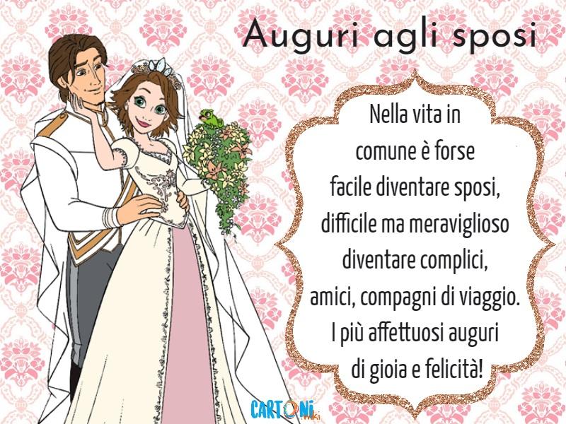 Auguri agli sposi nella vita in comune cartoni animati for Immagini di auguri agli sposi