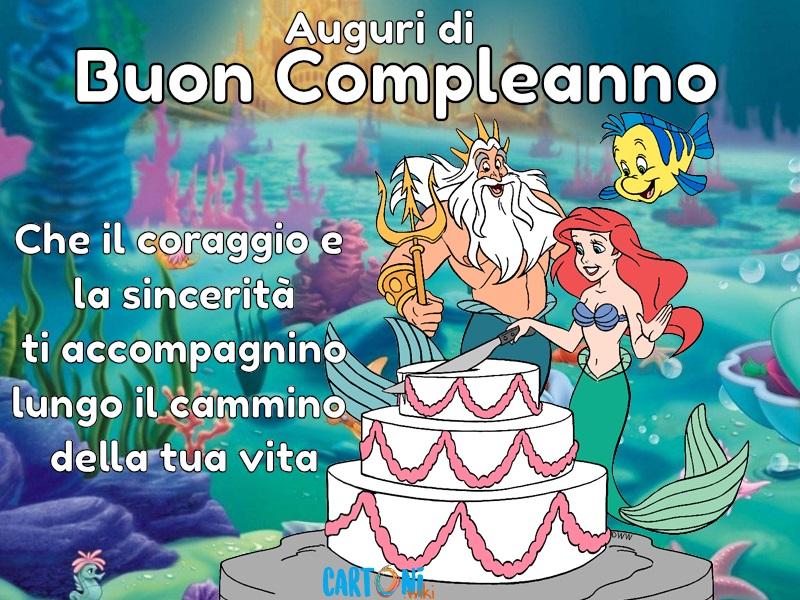 Auguri Di Buon Compleanno Che Il Coraggio Cartoni Animati