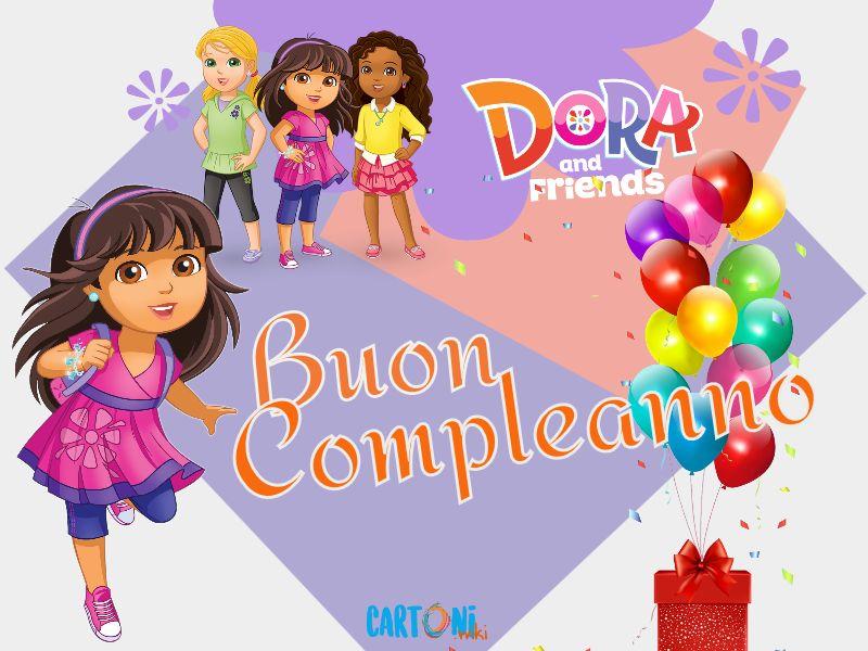 Buon compleanno con Dora and Friends - Buon Compleanno
