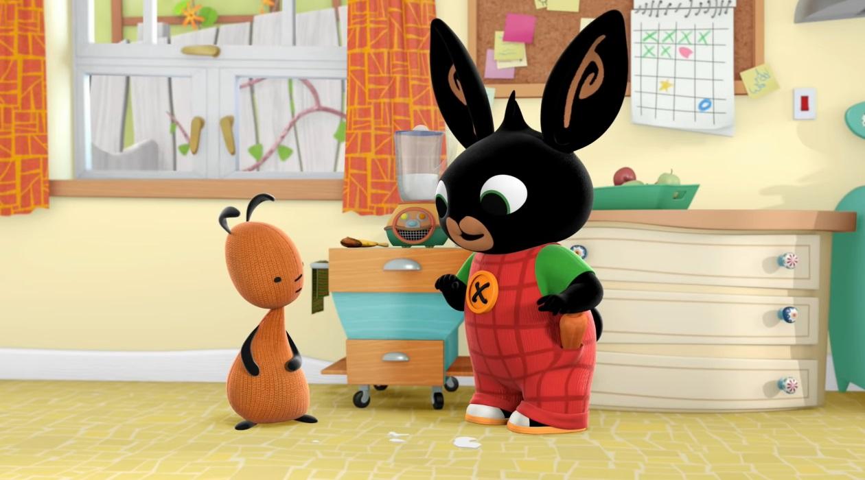 Bing cartone - cartone animato bambini età prescolare rai yoyo - cartoni animati - coniglio - bing coniglio cartone