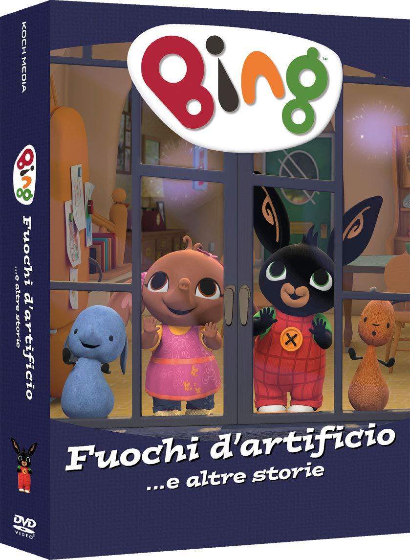 Bing coniglietto cartoni animati DVD acquista online Koch Media Fuochi d'artificio