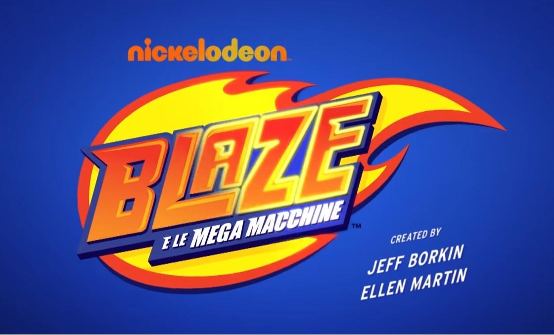 Blaze e le mega macchine - Cartoni animati