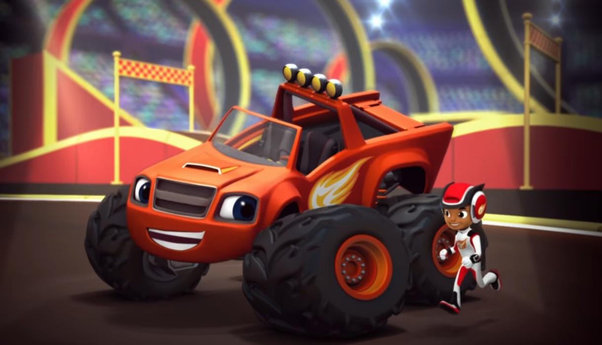 Blaze e le megamacchine testo sigla italiana - Sigle cartoni animati