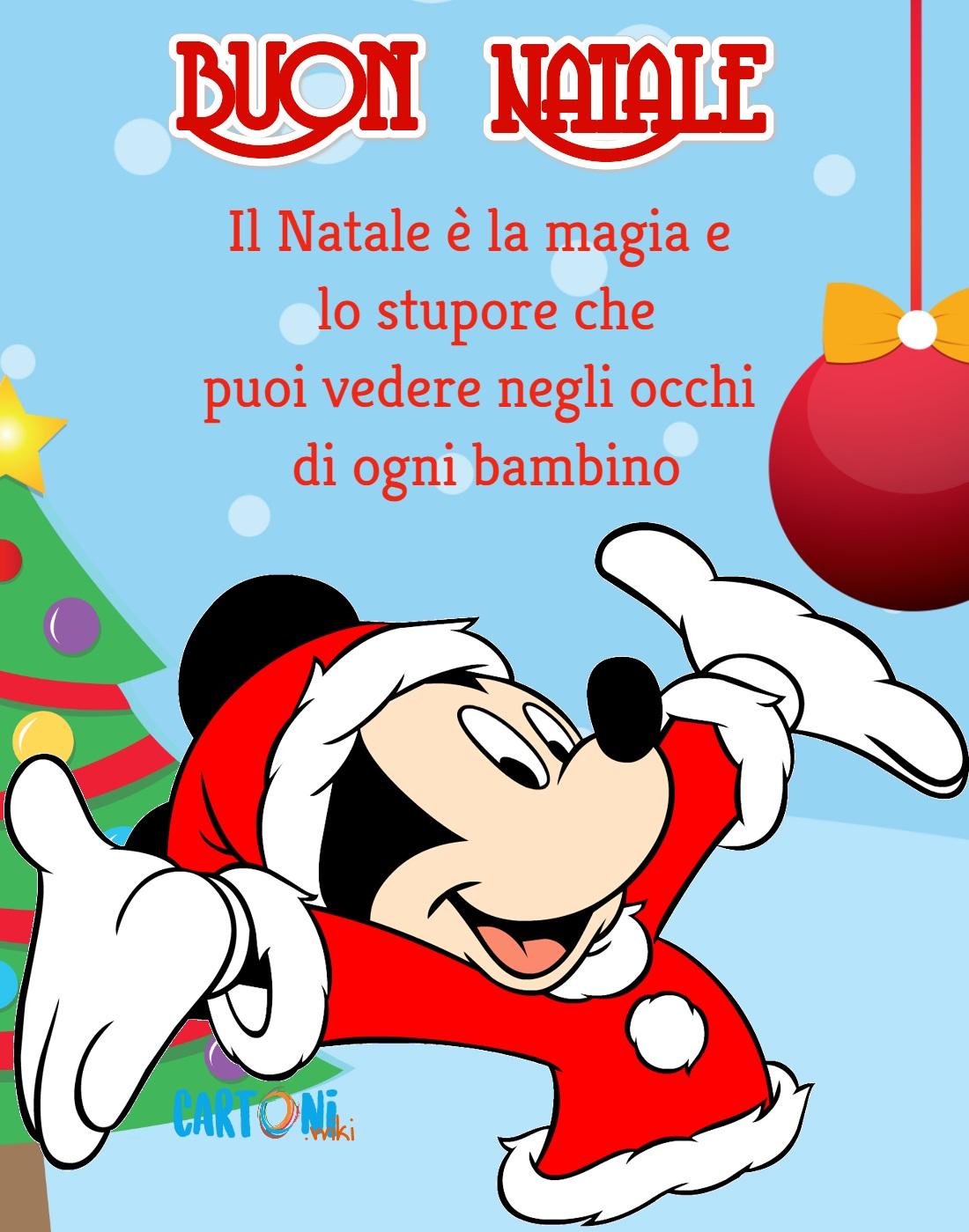Frasi Di Buon Natale Per Bambini.Buon Natale A Tutti I Bambini Cartoni Animati