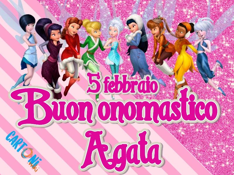 Agata Buon onomastico - Buon onomastico