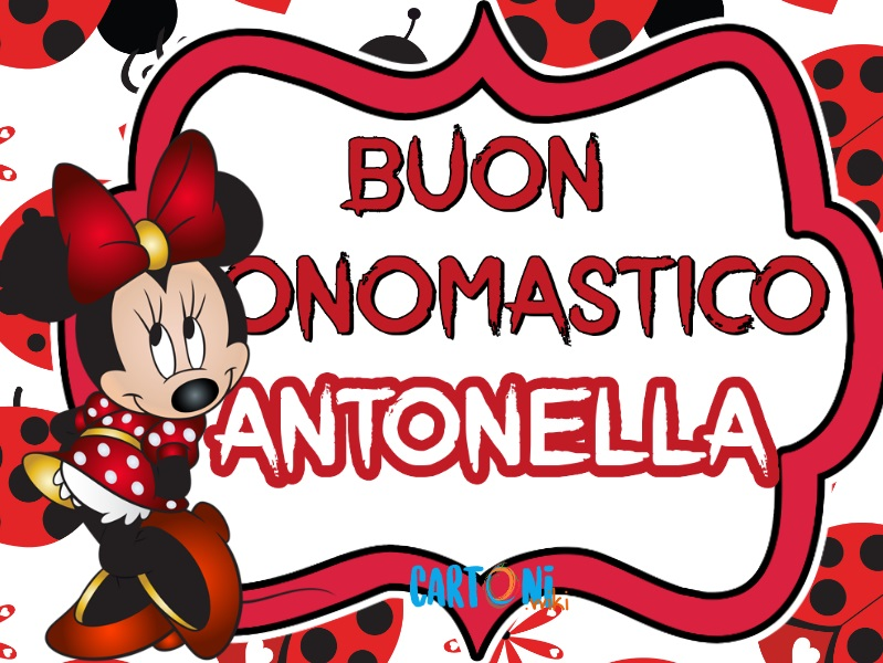 Buon onomastico Antonella 28 febbraio - Buon onomastico