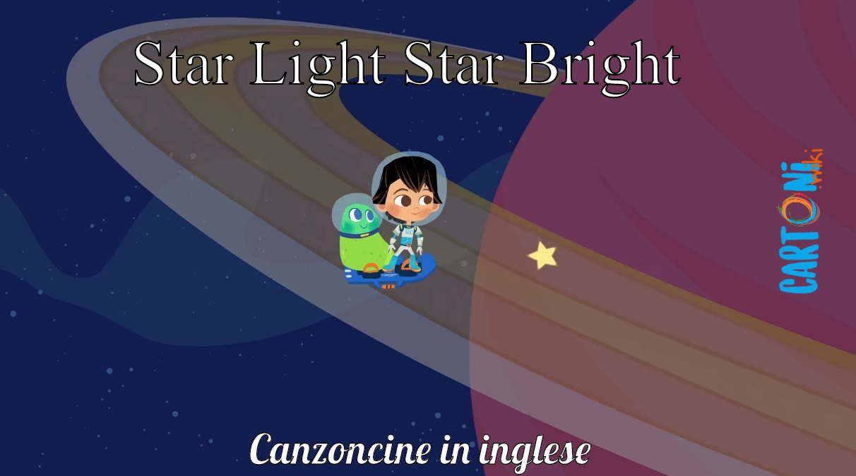 Star Light Star Bright - Cartoni animati