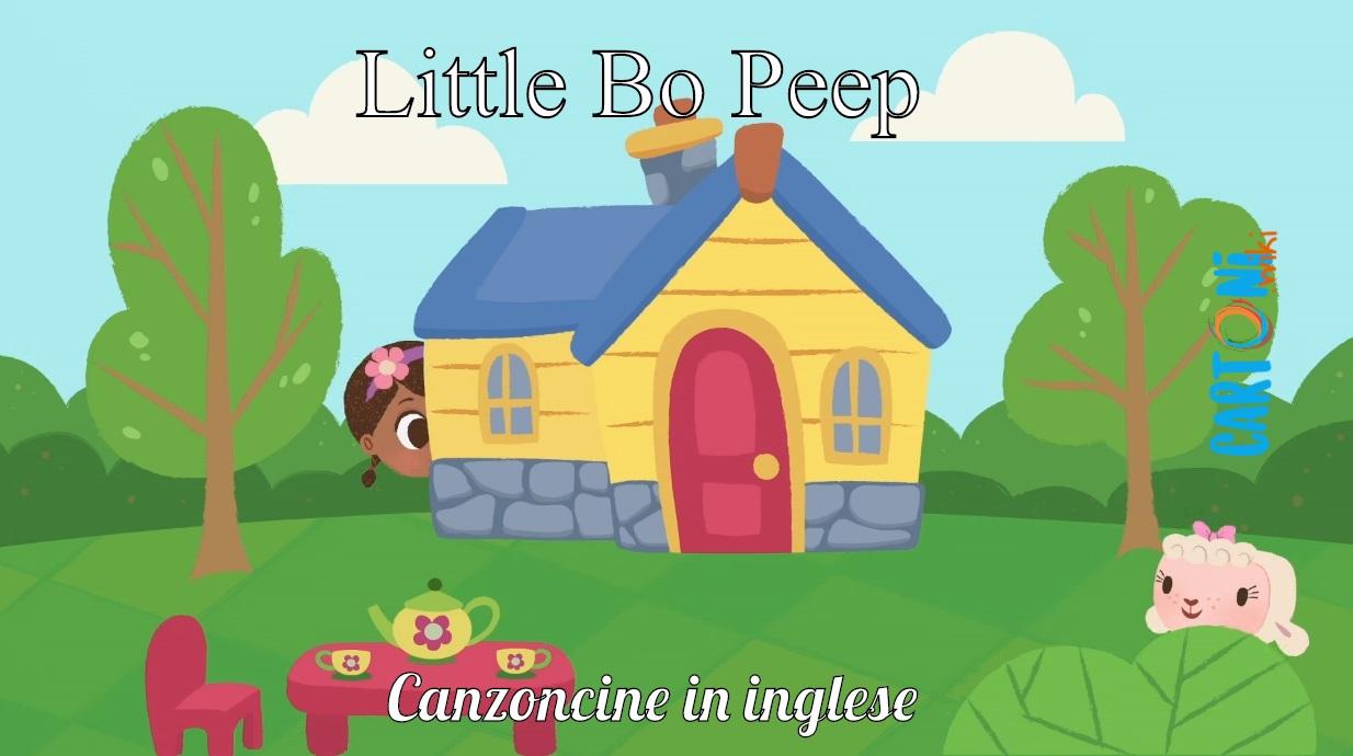 Little Bo Peep - Cartoni animati