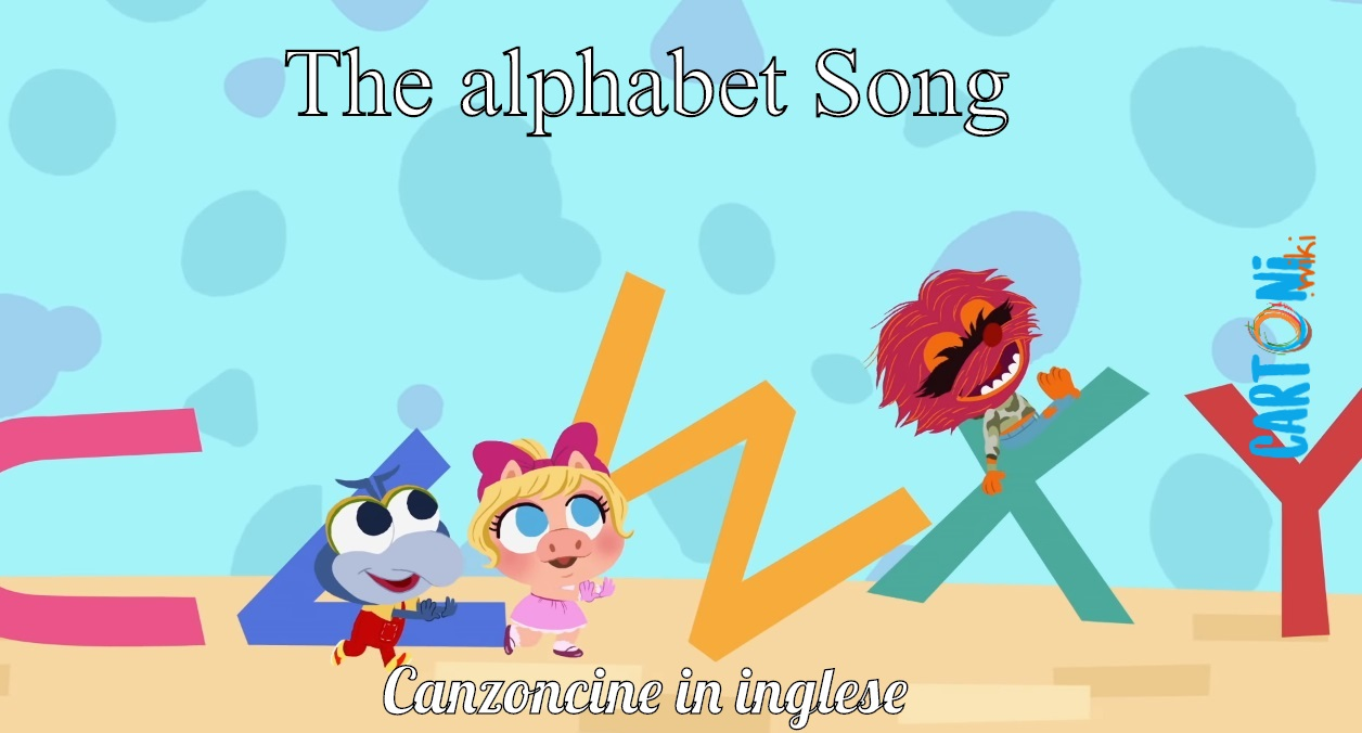 The Alphabet Song - Cartoni animati