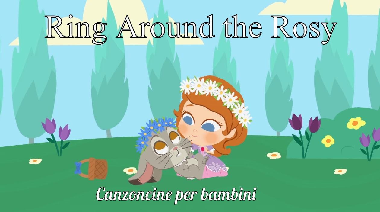 Ring Around the Rosie - Cartoni animati
