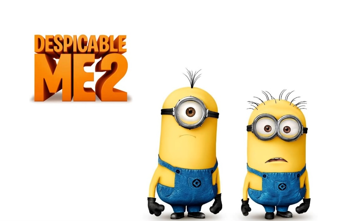 Scream - Despicable Me 2