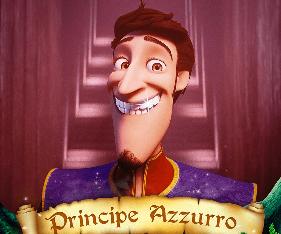 Principe azzurro nel bosco Personaggi C'era una volta il principe azzurro Charming film di animazione 28 febbraio 2019