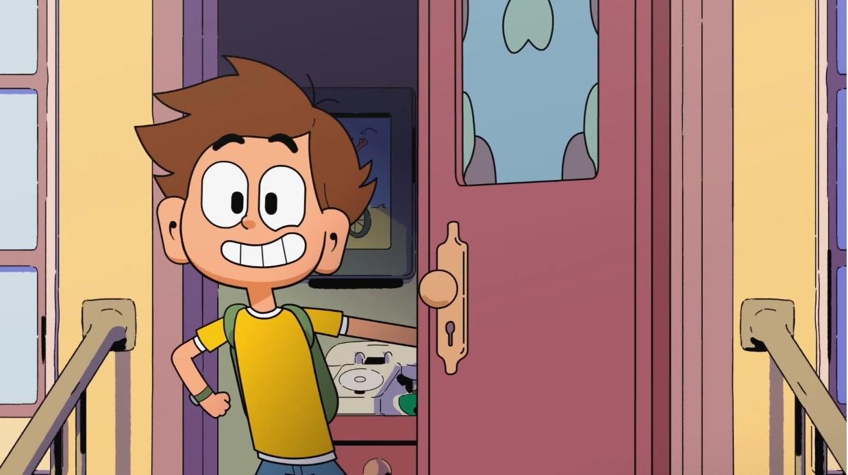 Charlie è tardi - Cartoni animati