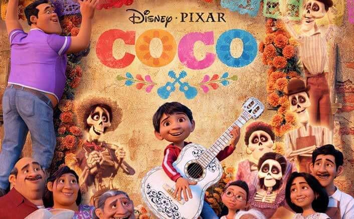 Coco cartoni animati