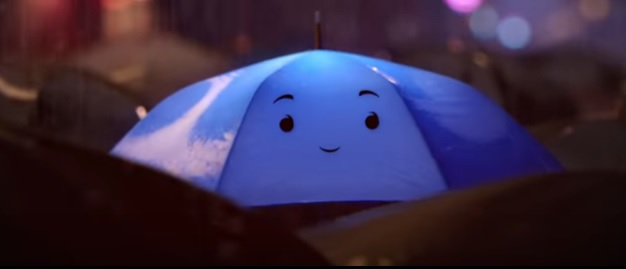 L'ombrello blu (2013) - Corti Pixar