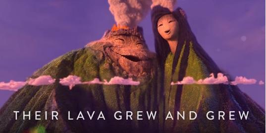 Lava (2014) - Corti Pixar - Cartoni animati