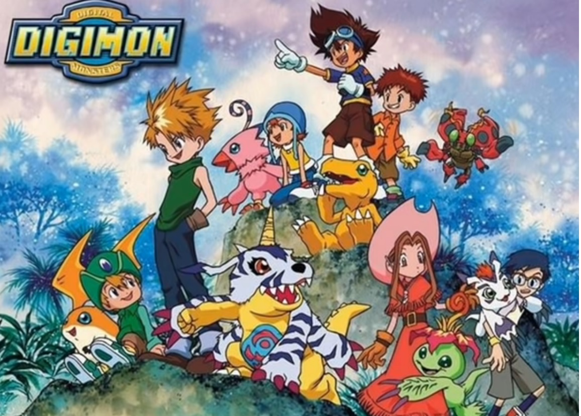 Digimon Adventure - Anime