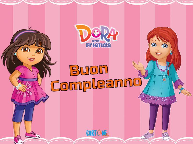 Buon Compleanno da Dora and Friends - Buon compleanno