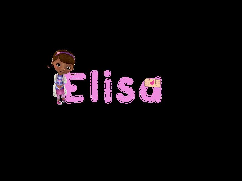 Elisa Dottoressa Peluche - Nomi