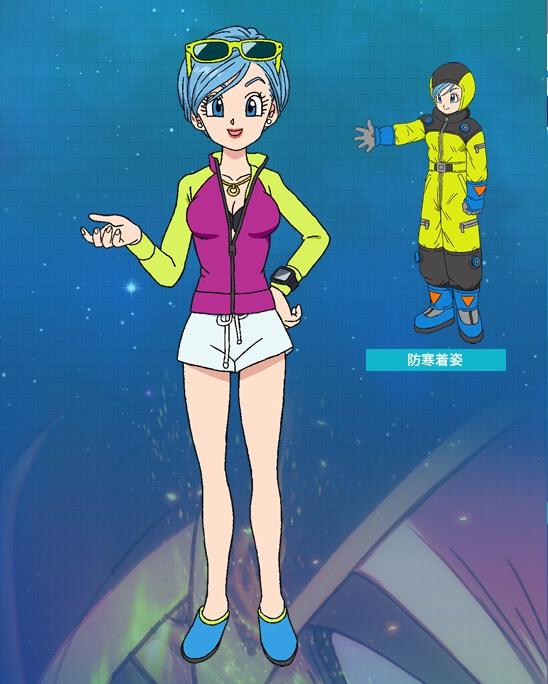 Dragon Ball Broly personaggi film di aniamzione 2019 febbraio anime cartoni animati giapponesi Dragon ball